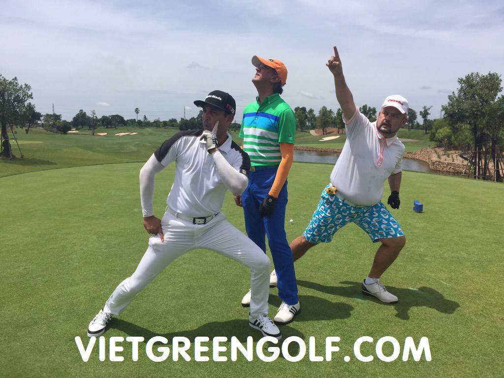 Testimonials of Viet Green Golf 2018