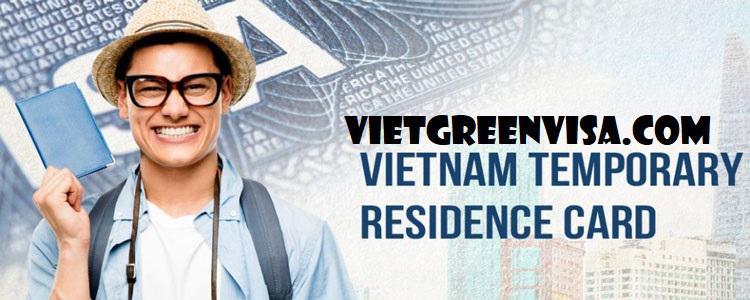 Vietnam Temporary Residence Card Service