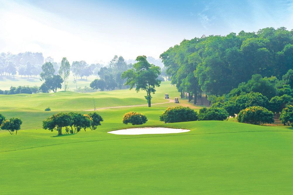 Top 10 best and most attractive golf courses in North Vietnam