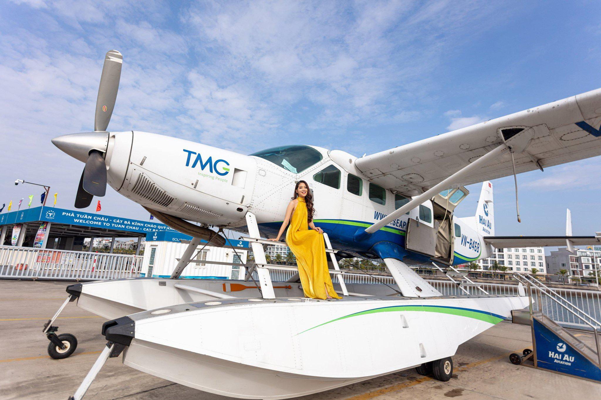 Charter Seaplane from Ho Chi Minh to Phu Quoc Island