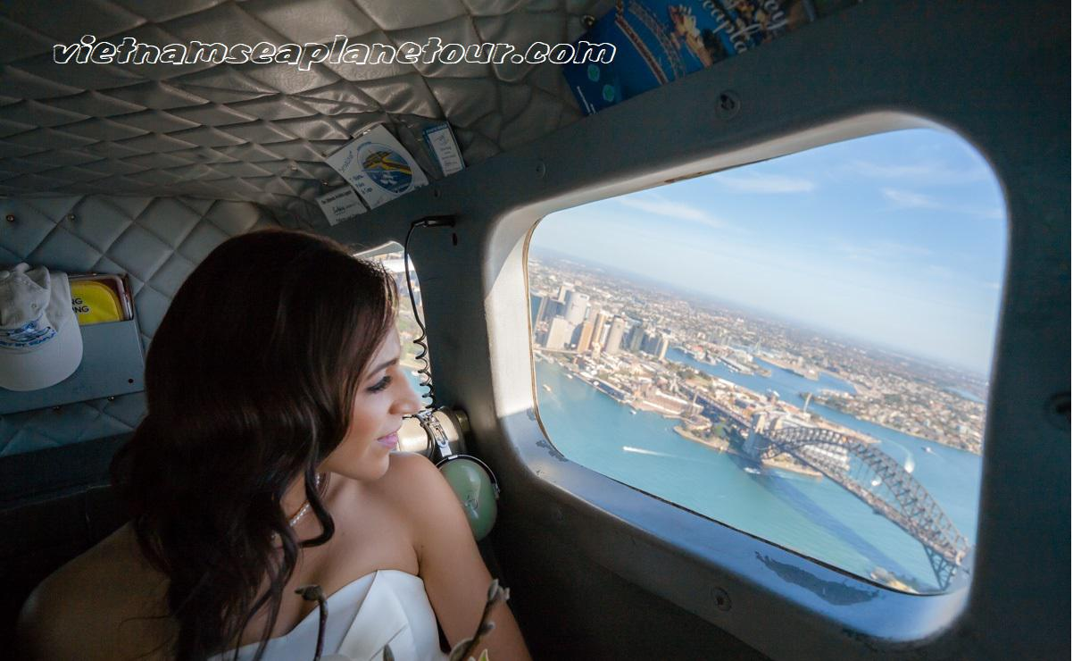 Vietnam Seaplane Charter with VietGreen Travel