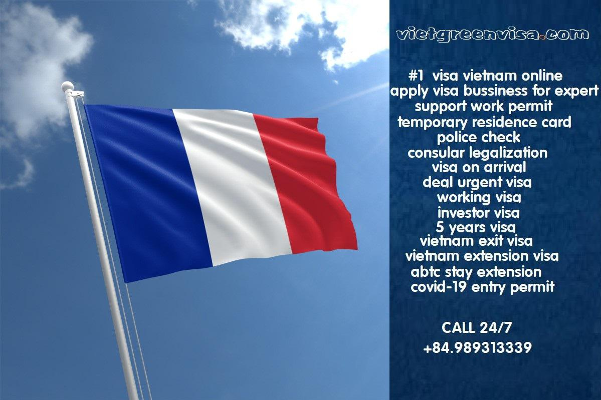 Do French need a visa to Viet Nam