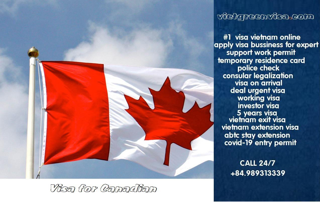 Viet Nam Visa for Candians in March | Viet Green Visa