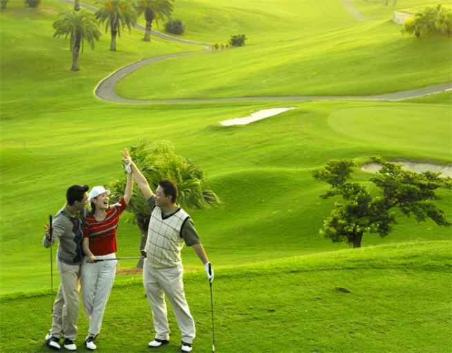 Dalat Palace Golf Club   Viet Green Golf