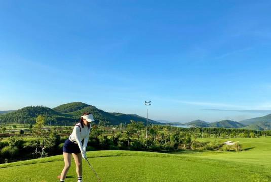 The Dalat at 1200 Country Club   Viet Green Golf