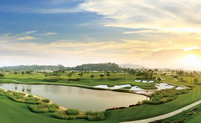 BRG Ruby Tree Golf Resort   Viet Green Golf