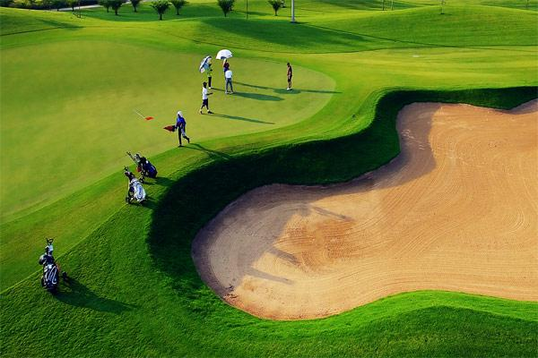 Best play at Laos Golf Club Courses