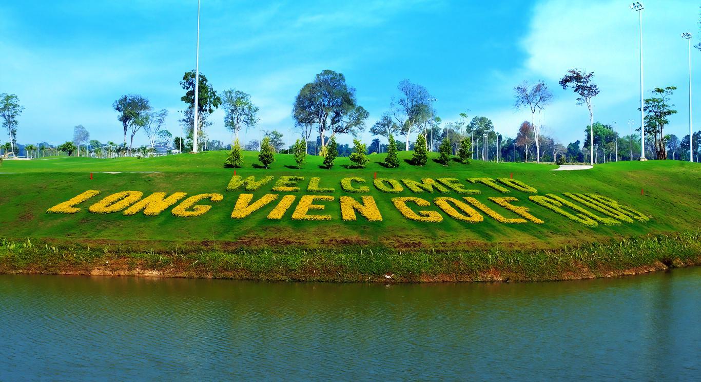 Long Vien Golf Course - Best golf course in Vientiane