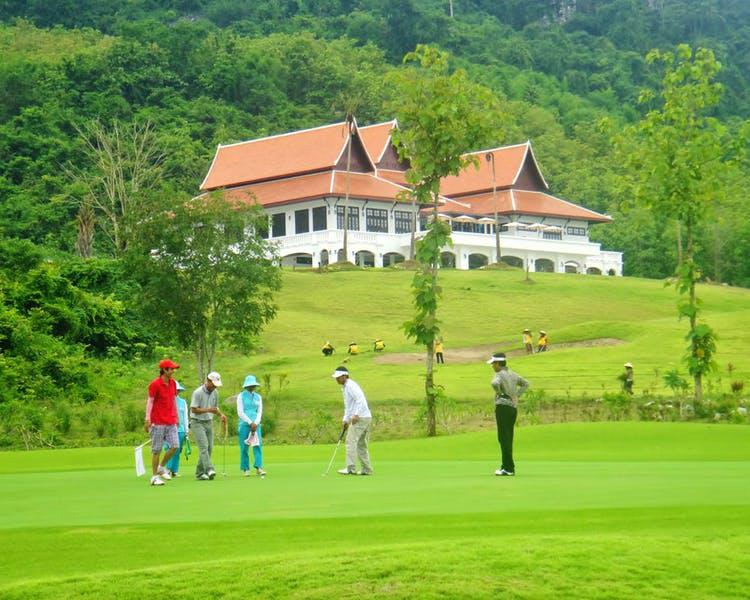 The Luang Prabang Golf Club - A excellent Golf Course in Laos