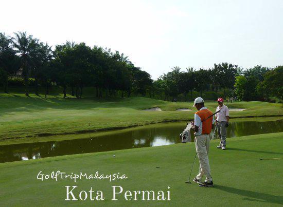 Discover Kuala Lumpur Premium Golf tour 4 days 3 nights