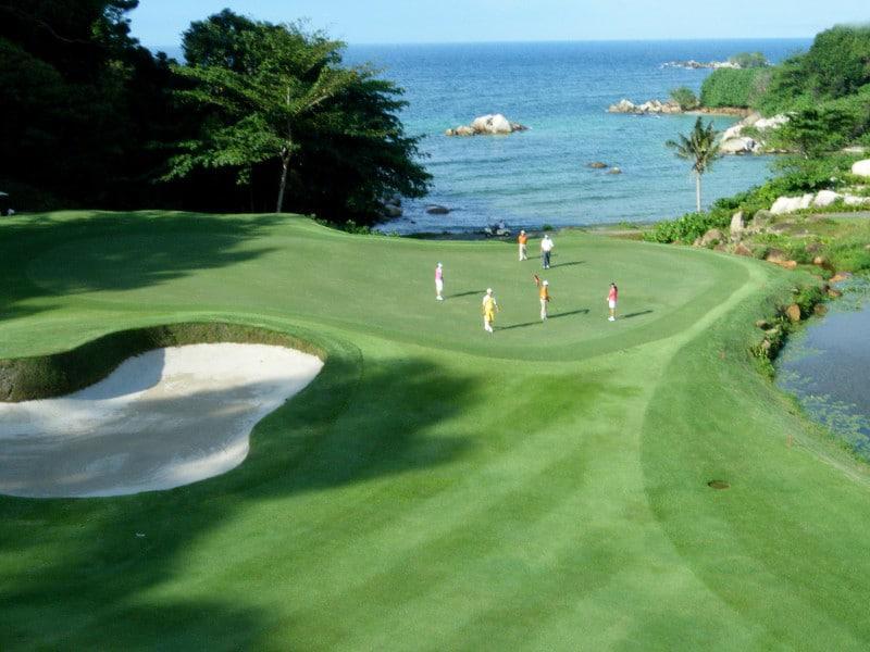 Attractive Rin Bintan Luxury Golf Tour 4 days 3 nights