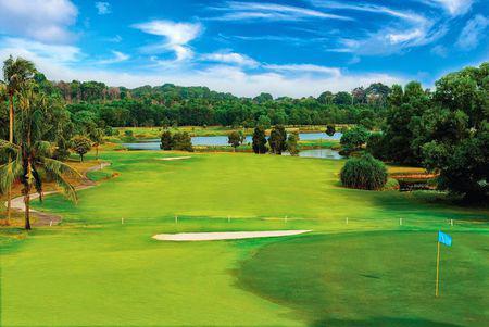 Ria Bintan Golf Vacation Tour 5 Days and 4 rounds