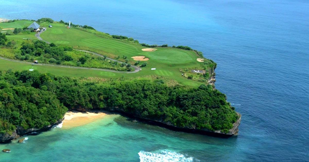 Around Bali Golf Package Tour 8 Days
