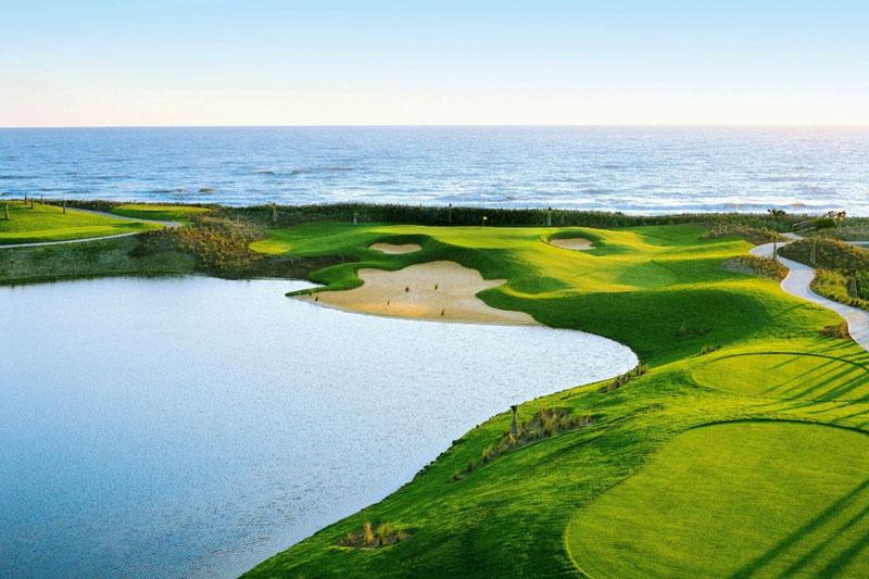 Ho Chi Minh- Vung Tau Golf Tour 6 Days 5 Nights with 2 Rounds