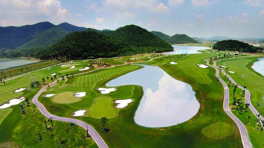 Top Vietnam Golf Course - BRG Da Nang Golf Resort