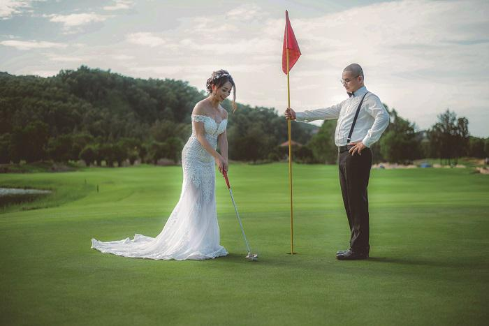 Honeymoon Golf Packages 4 Days in Vietnam with 2 rounds
