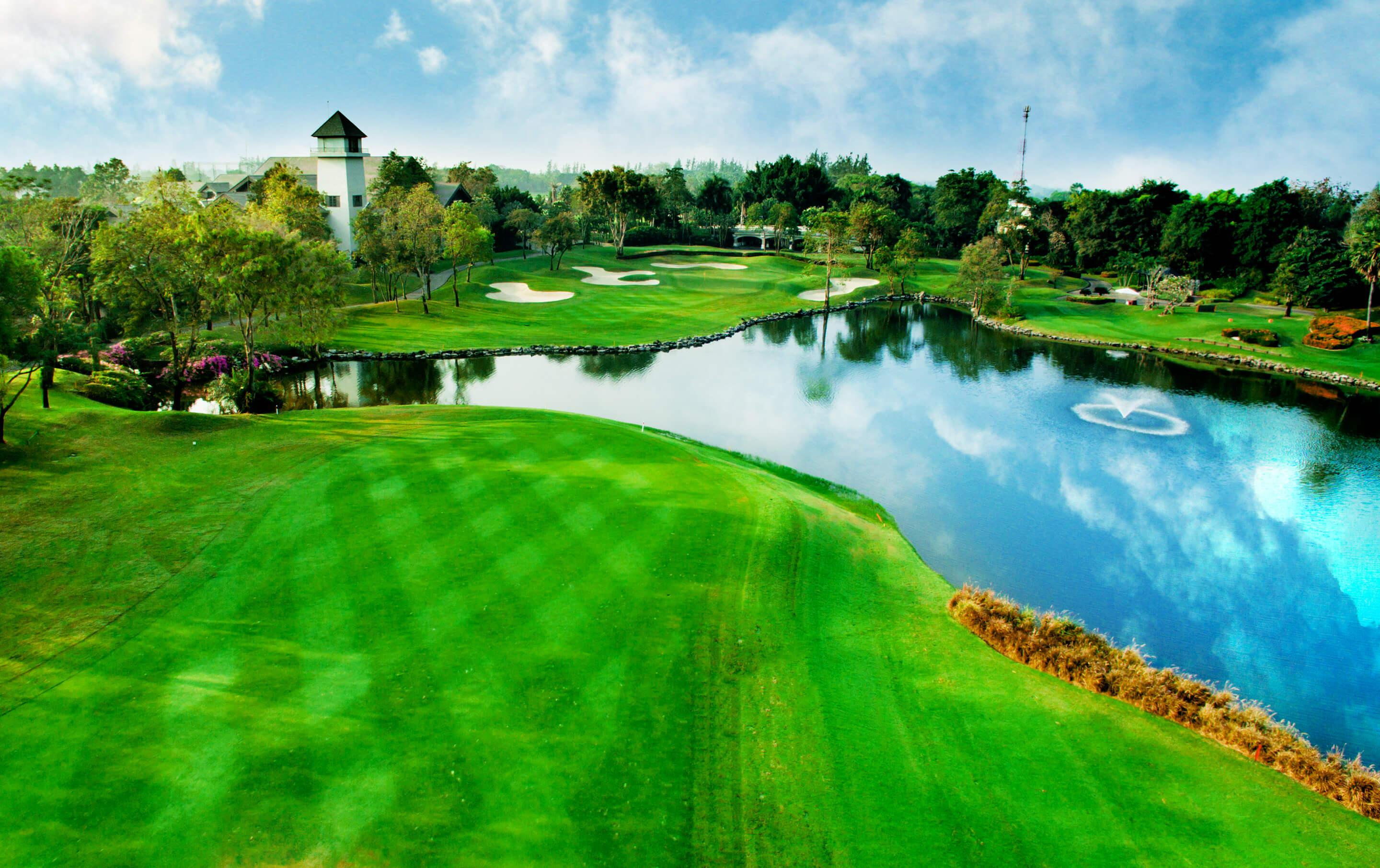 Golf and Culture Trail - Vietnam, Cambodia and Thailand 14 Days / 13 Nights