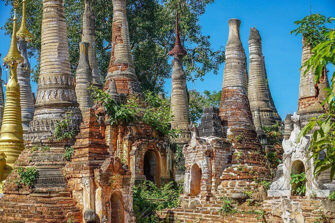 Myanmar Planes, Trains, Bikes and Boats - Travel to Myanmar 10 days