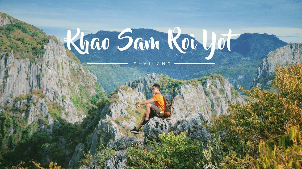 Kui Buri Safari and Cave Trekking - Explore ThaiLand 3 days
