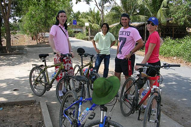Road Bike Cycling Chiang Mai to Nha Trang Tour 14 days