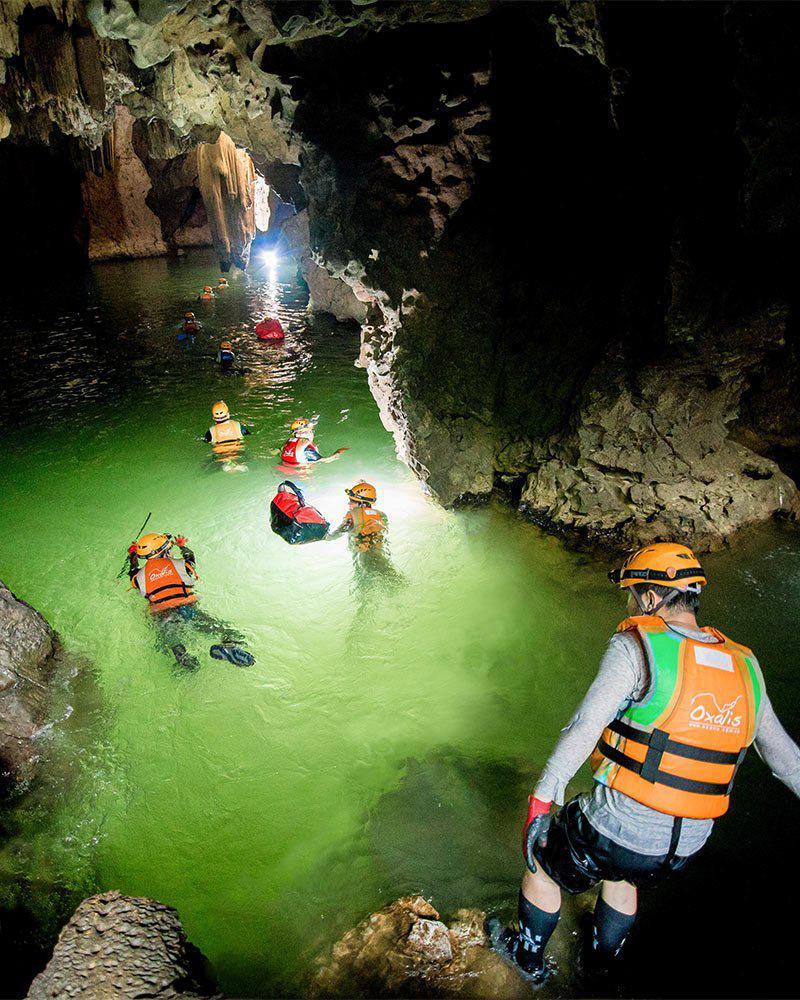 Wild Tu Lan Cave 3-day Tour