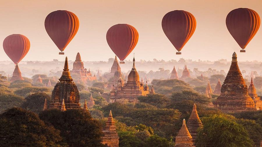 Myanmar Quality & Best Golf Luxury Tour 7 days