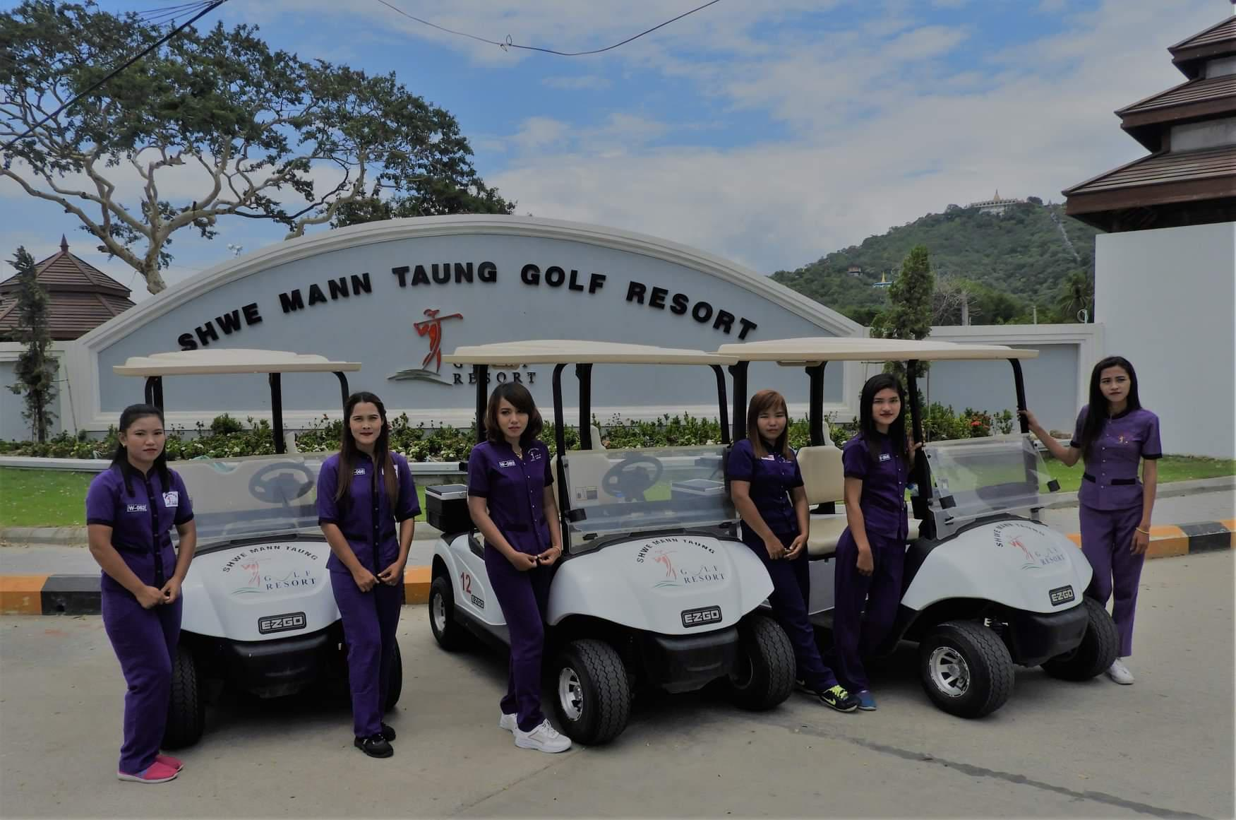 Best of Myanmar Golf Holiday Tour 10 days 9 nights