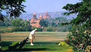 Around Bagan Luxury Golf Package 3 days