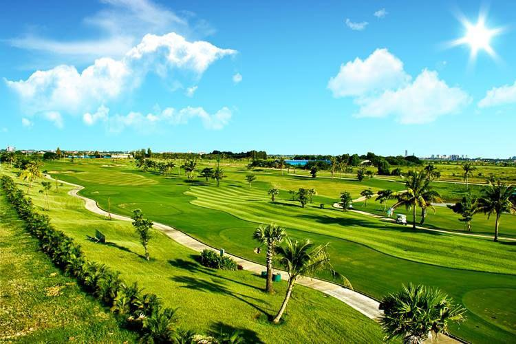 Cambodia Golf Package Tour 8 Days