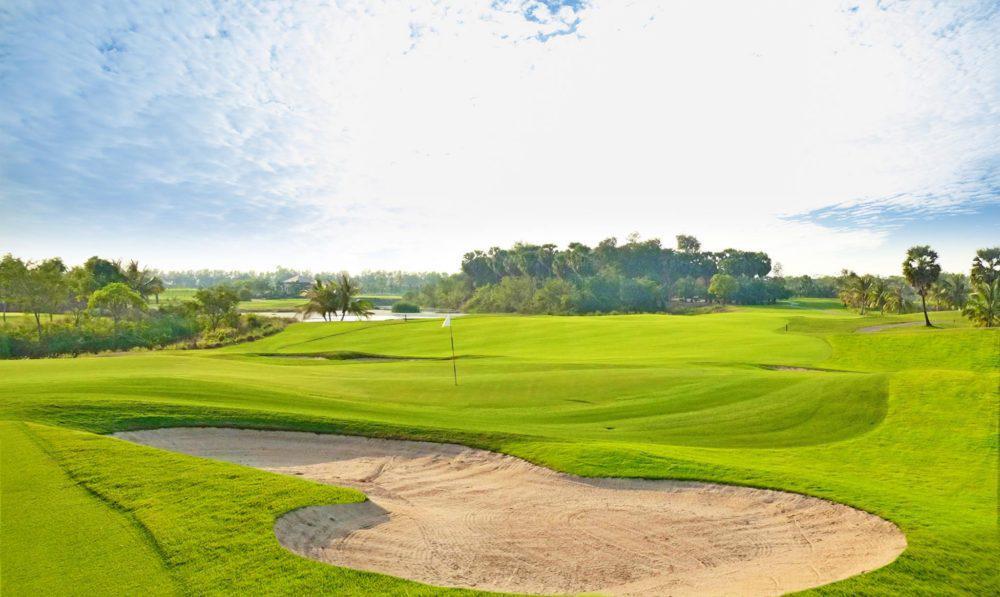 Highlight Golf Tour Phnom Penh & Siem Reap 9 Days