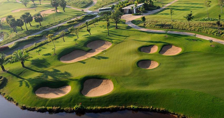 Play Siem Reap Golf & Sightseeing 3 Days