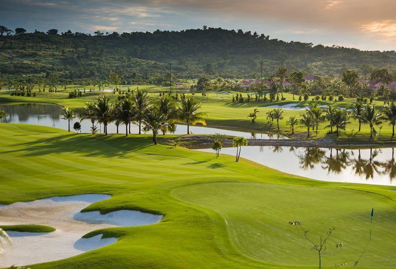 Play Phnom Penh Golf & Dicover Cambodia 4 Days