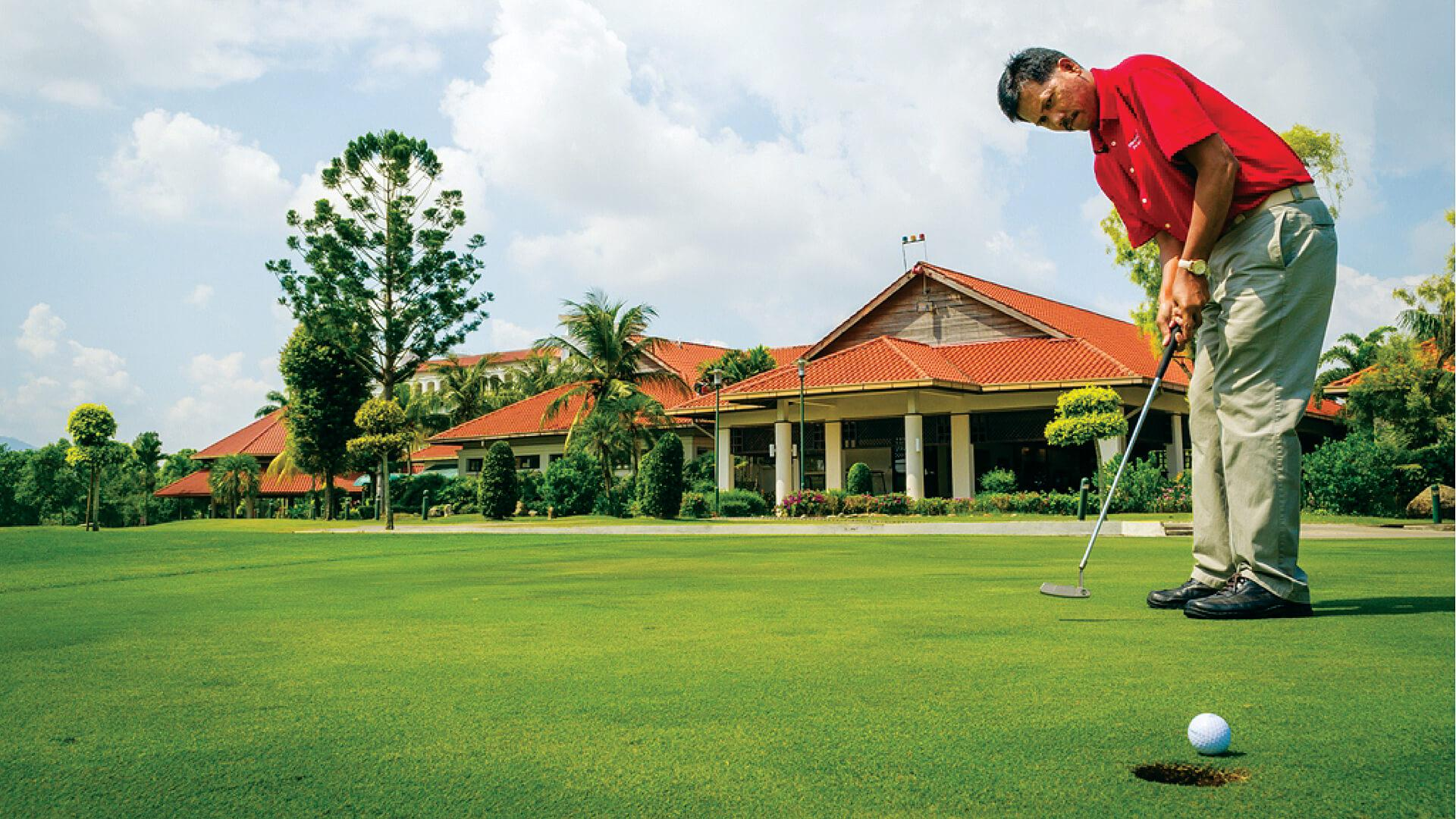 Discover Luxury Malaysia Golf Package Tour 9 days