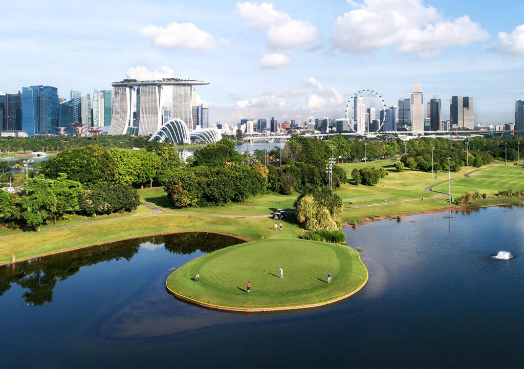 Play Best Singapore Golf Course - Tour 4 Days