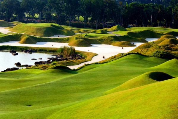 Top Singapore Golf Holiday Tour 3 Days