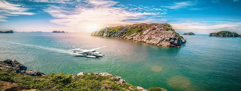 Dragon Pearl Cruise & Seaplane Tour In Halong Bay 3 Days