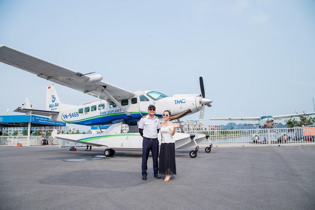 Seaplane Scenic Flight & 5 Star Cruise Ha Long 2 Days