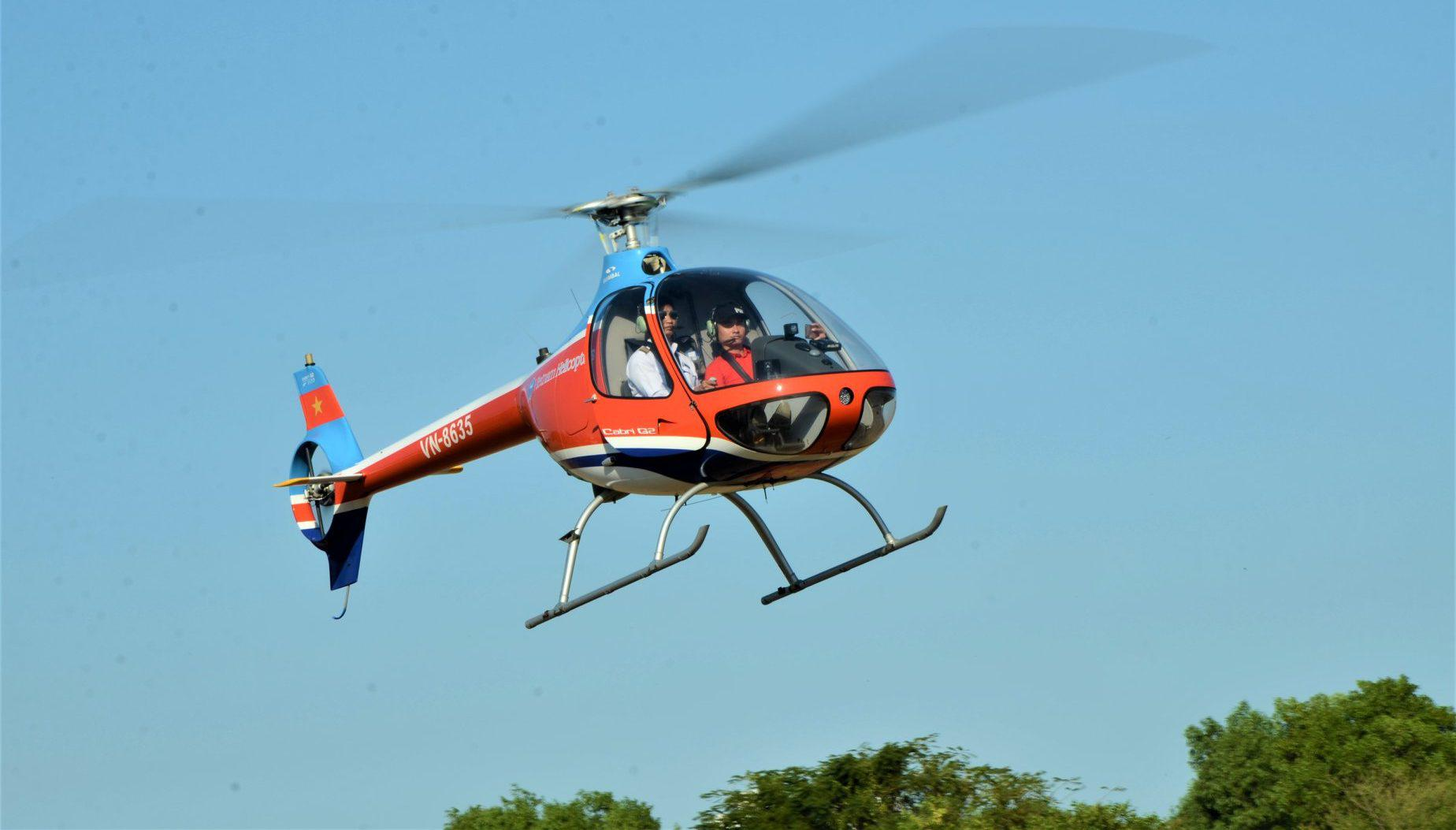 Discover Ly Son Island By Helicopter From Danang
